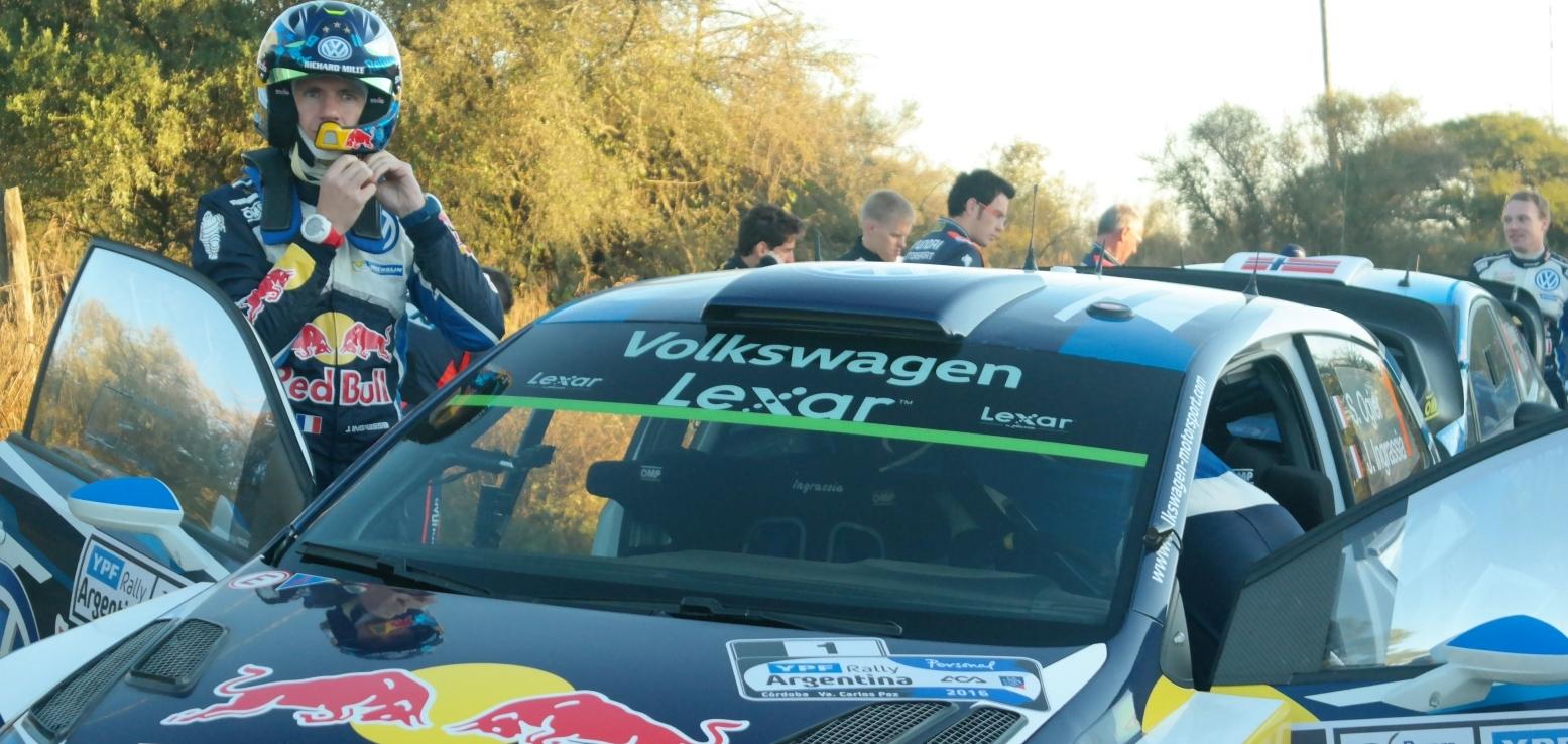 Mundial de rally em Villa Carlos Paz, Cordoba - Argentina - WRC 2016 feature image